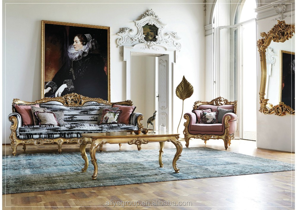 Af-2888-luxury French Style Sectional Sofa Set Comfortable Living Room Sofa  Set Satisfied Sofa Set Designs And Prices - Buy Luxury French Style ...