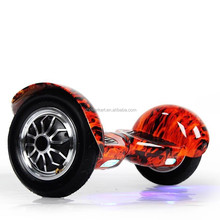 wholesale two wheel electric scooter bluetooth LED lights hoverboard
