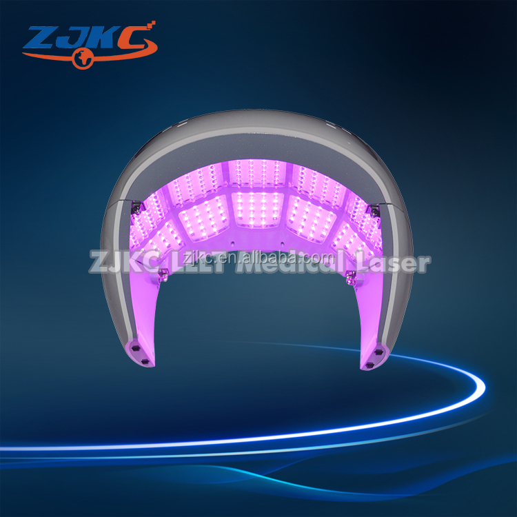 led face mask and colagen reproduction LLLT laser products