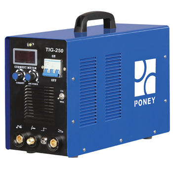 MOSFET Inverter TIG/MMA Welding Machine WS-250 ws-250 dry burning protection