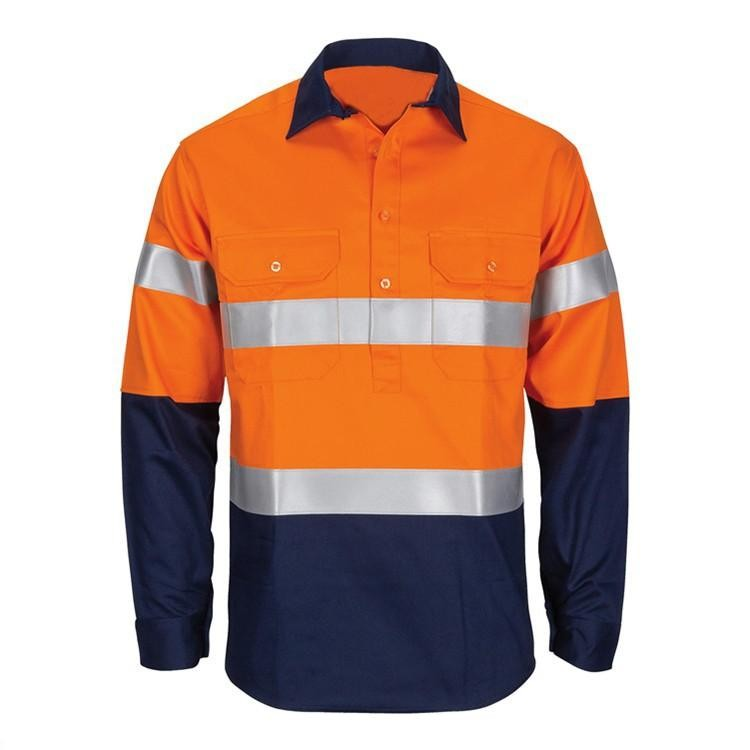 Wholesale Breathable Reflective Work Safety Shirts Buy