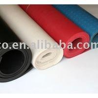 Polyester Wool Collar Cloth Felt