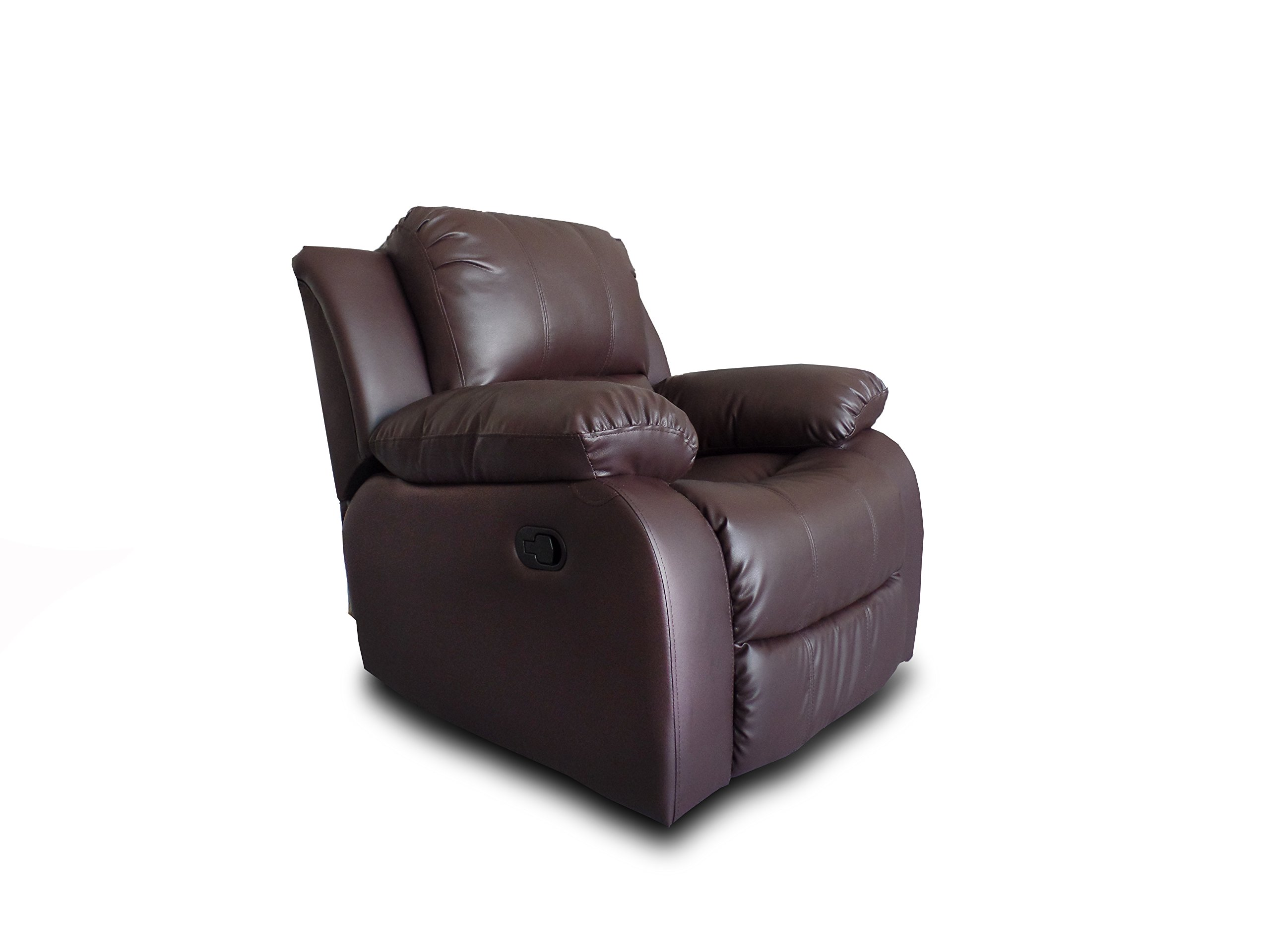 rebel chair a and raw recliner lane leather ottoman