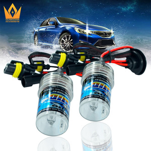 Super White HID Headlight Fog Bulb Xenon Light H11 6000k Xenon HID Bulb
