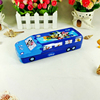 Chinese Factory Custom Car-shaped tin pencil case