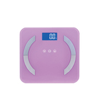 China direct supplier electronic health scale body fat analyser monitor body fat weight scale
