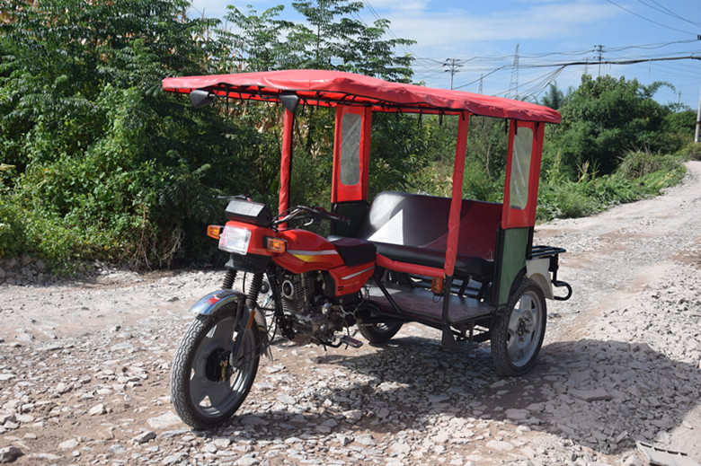 Lifan/Zongshen Engine 150CC/200CC 2016 Cheap Price Three Wheel Motorcycle 3 Wheeler Passenger Cargo Combo Tricycle for Sale