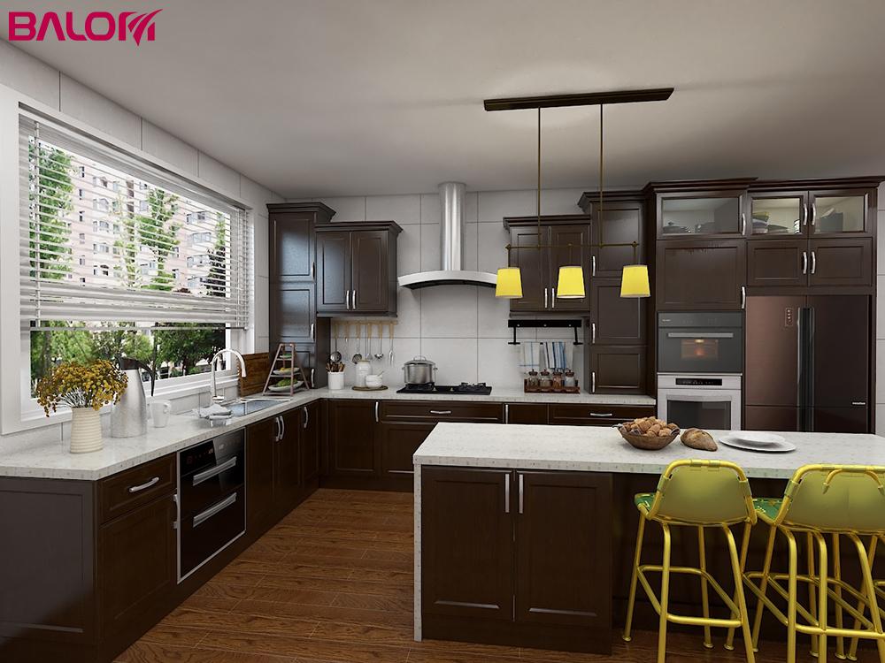 Rta Waterproof Fiberglass Kitchen Cabinets - Buy Rta ...
