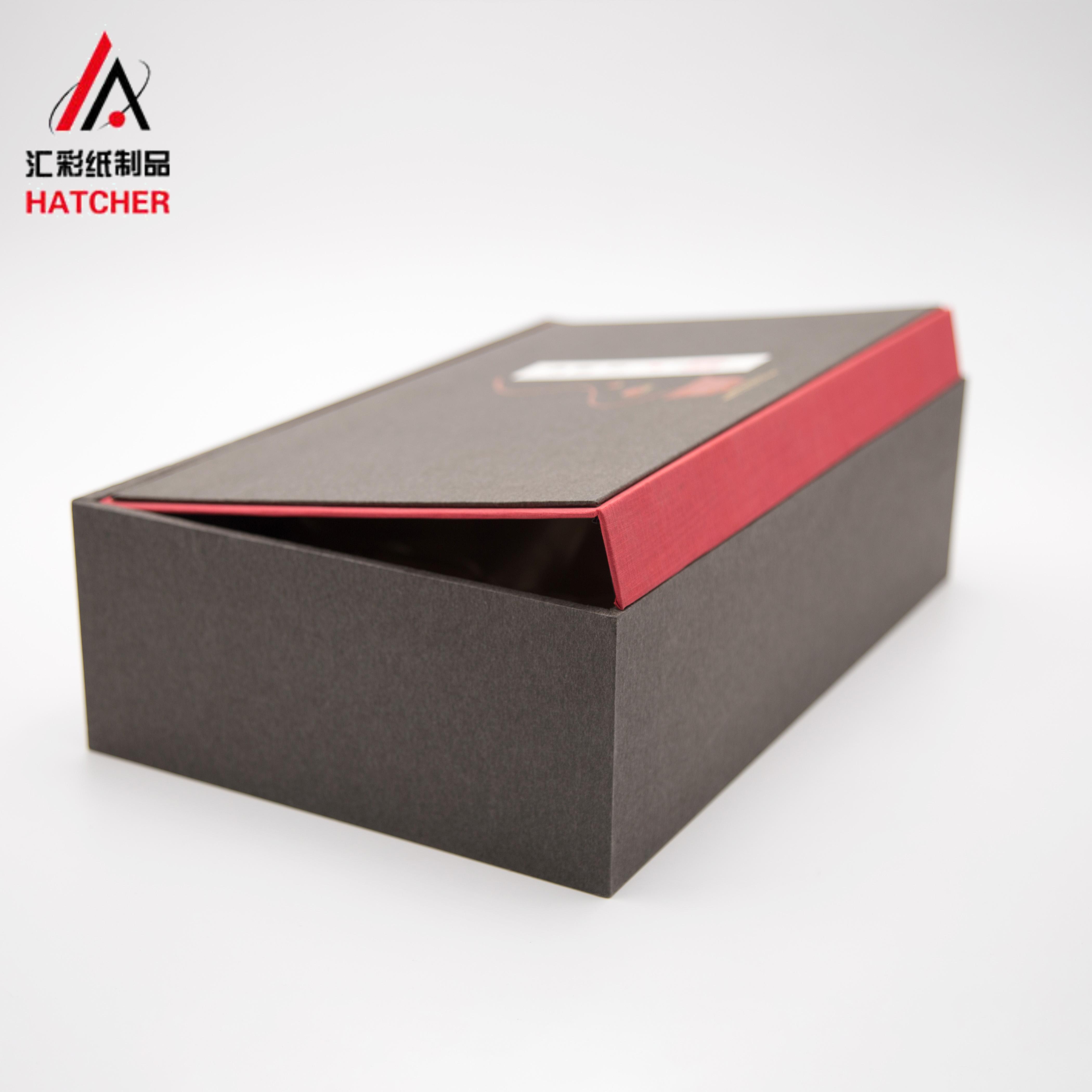 New Era High Quality Compartments Mockup Design Magnetic Closure