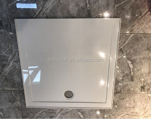 Acrylic White Shower Tray / Round shower tray / cheap shower bases,shower floor for bathroom