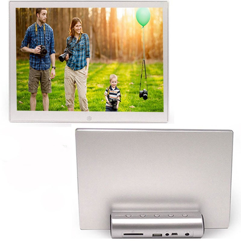 8 Inch LCD Photo Digital Picture Display Frame