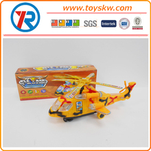 Kids battery operated electric toy plane with music and light