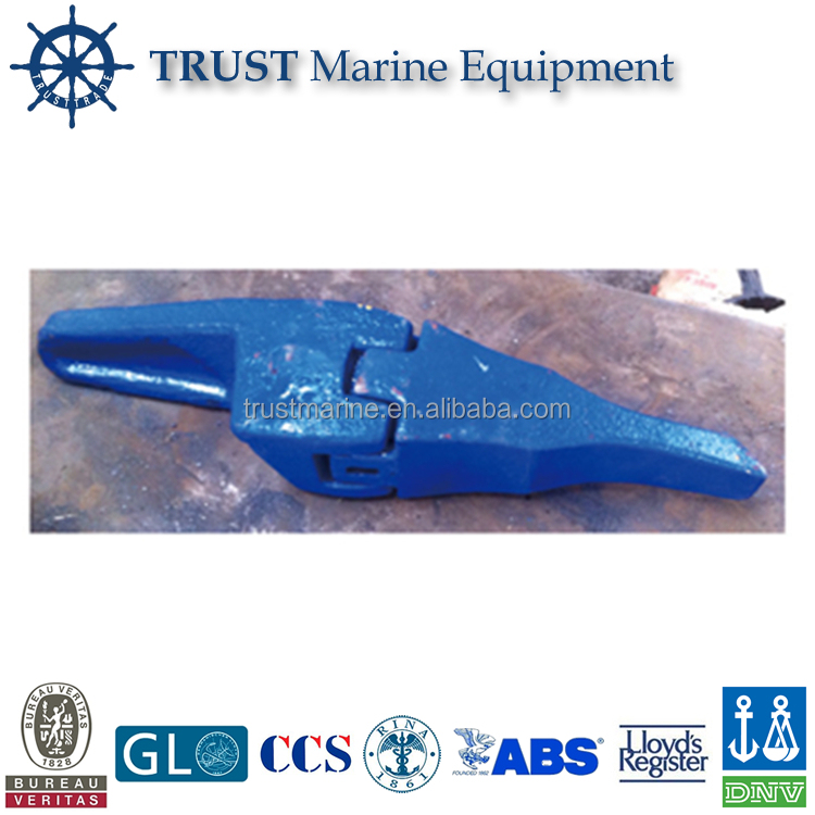 Marine dredge mining machinery parts cutter teeth for ship