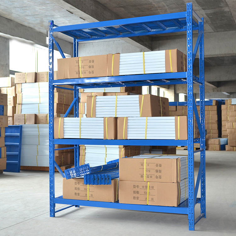 Automated warehouse storage system metal radio shuttle pallet rack