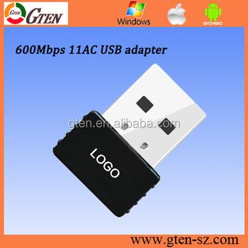 600mbps Rtl8818 Chipset 11ac Atheros Ar9271 Usb Wireless Adapter 2 4g And  5g - Buy Atheros Ar9271 Usb Wireless Adapter,150m Wifi Usb Wlan