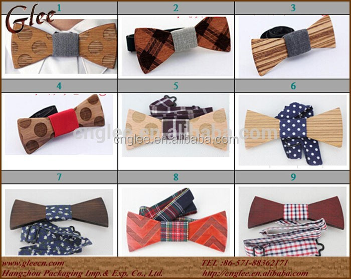 lovely wooden man large bow tie for sale