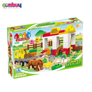 children plastic building blocks 61 PCS