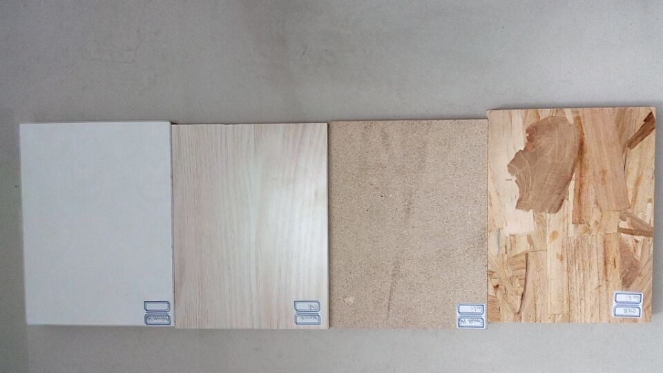 Luli Group Melamine Paper Laminated Osb In 17mm Or 18mm