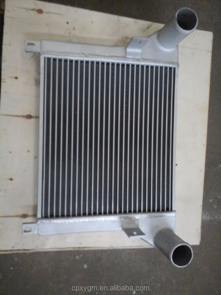 intercooler chamber for heavy truck