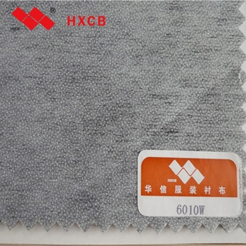 China Textile Non Woven Interlining&Linings Nonwoven Interfacing Fusible Fabric Products