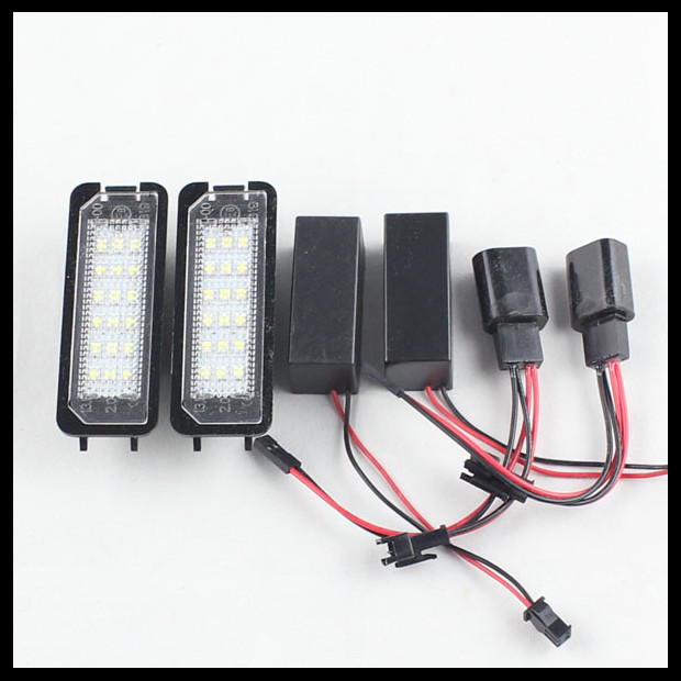 Car LED welcome door light for MercedesBenz W164 X164 W169 C197 W204 W204 C207 W212 W212 LED Car door warning light