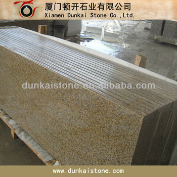 G682 Golden Sand Granite Counter Top And Table