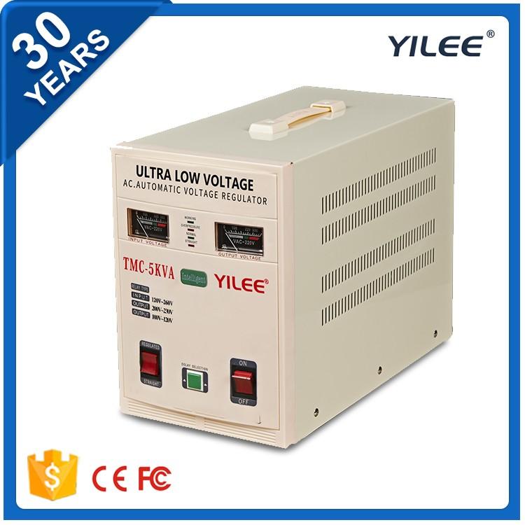 Ac Automatic Voltage Regulator Circuit Diagram | 220v 50hz Single Phase Automatic Voltage Stabilizer Circuit Diagram