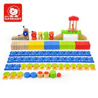 china manufacturer export children educational wooden toy with EN71 BSCI