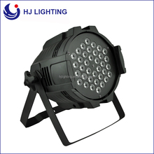 Multi-Color 36x3w RGB 3in 1 par36 led par 64