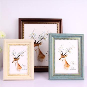 Wholesale Vintage style European wedding creative photo frame table hanging wall frame