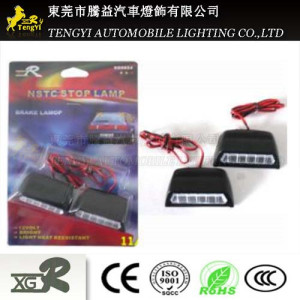 XGR Rear Break Light LED Tail Stop Lamp High Level mount parking Lamp for truck/suv/Trailers