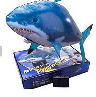 hot sale rc flying shark fish toys remote control flying for kids XY-4040