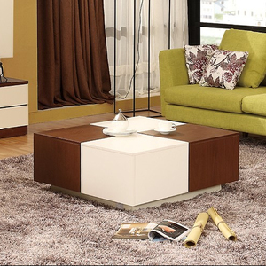 Living room simple design sofa center modern MDF fancy coffee table/home furniture general use coffee table