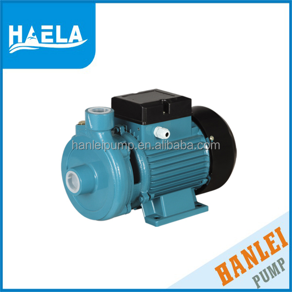 hanlei 0.5HP electric 1DK-14 electric CENTRIFUGAL electric 100m head centrifugal water pump