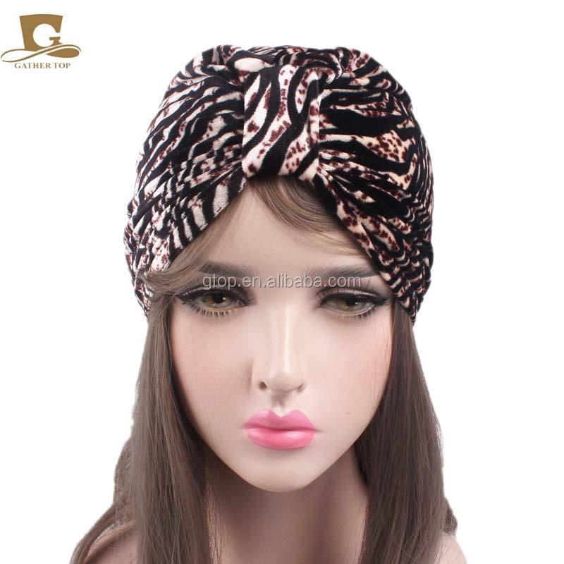 Venta al por mayor patron de un turbante-Compre online los mejores ...