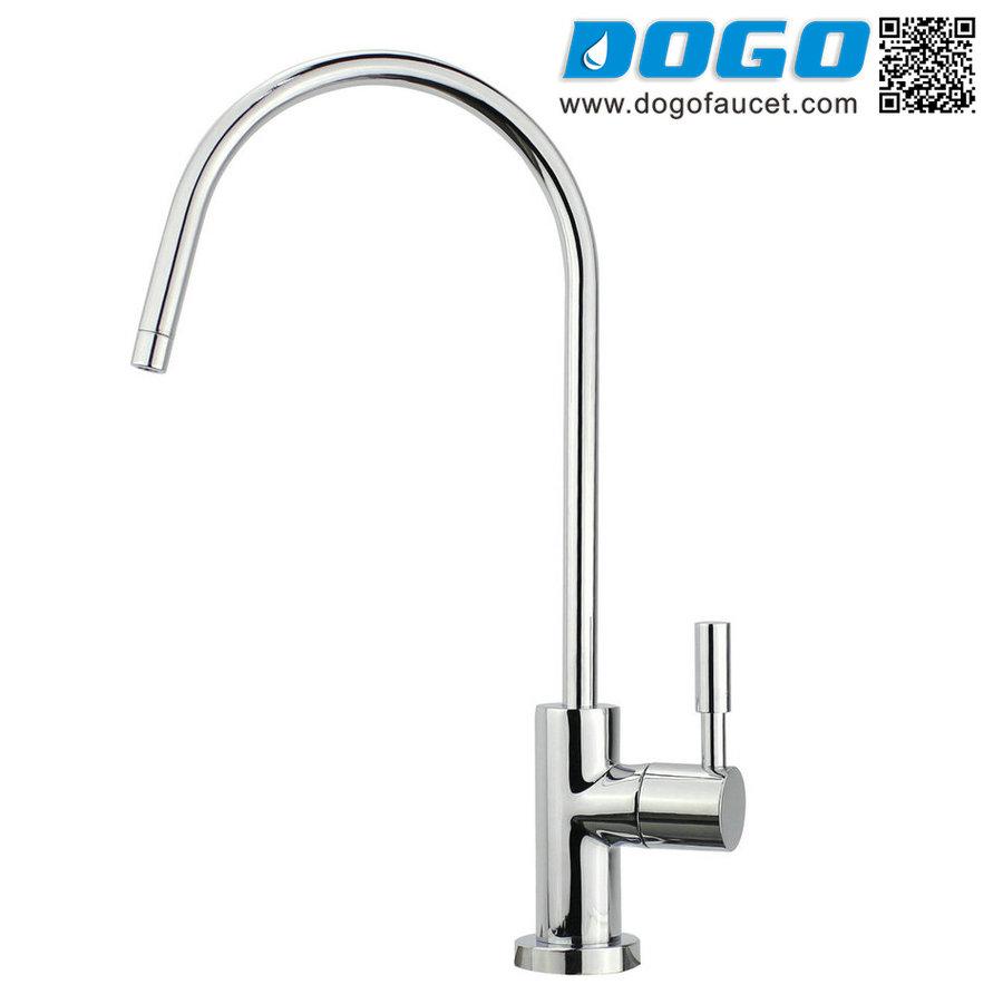 DG-NSF1001-CR ARC 360 graden swivel dek installeren water filter water kraan