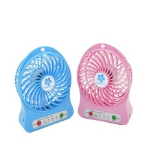 18650 Baterai Portable Rechargeable USB Fan Meja Saku <span class=keywords><strong>Kipas</strong></span> <span class=keywords><strong>Angin</strong></span> <span class=keywords><strong>Mini</strong></span> Handheld Fan