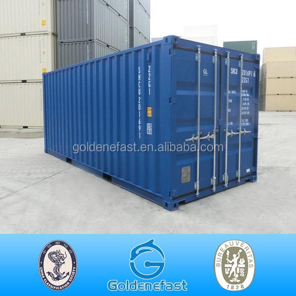 Contenedor de env o de shangai fabricante 20ft contenedor - Precio contenedor maritimo ...