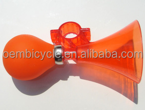 New style colorful bicycle ring air horn bike bell