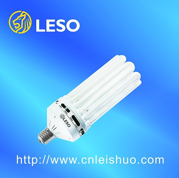 2016 main product half spiral energy saving lamp 6u 80w