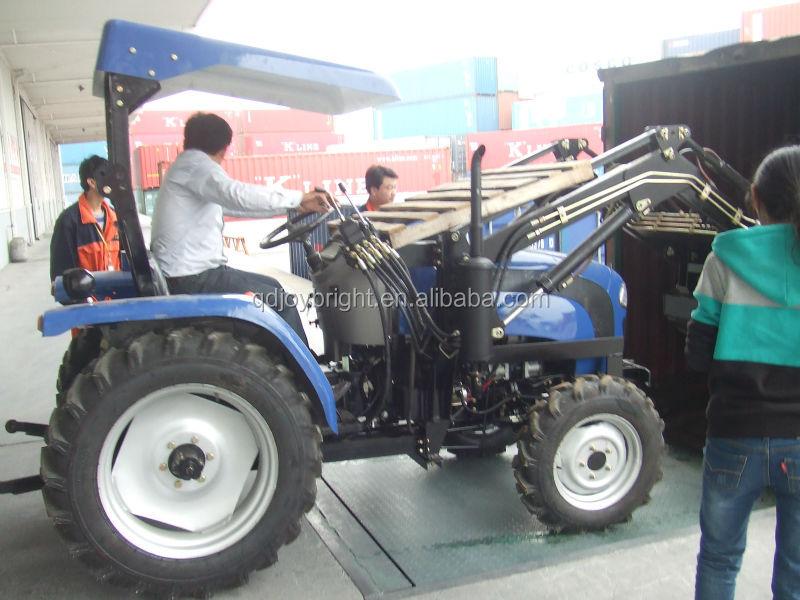 35hp mini tracteur avec chargeur tracto tondeuse r teau tari re tracteur id de produit. Black Bedroom Furniture Sets. Home Design Ideas