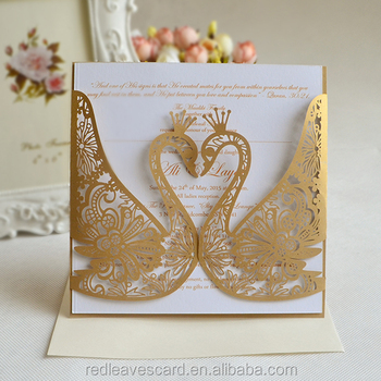 Promotion Gifts Top Selling Promotional Royal Wedding Card Designs