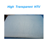 Food Grade High Transparent HTV Silicone Rubber Hard Silicon Rubber