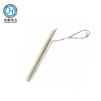 Flexible Eye Wire Rope Low Tension Cable Grip Clamp - Buy Cable Grip ...