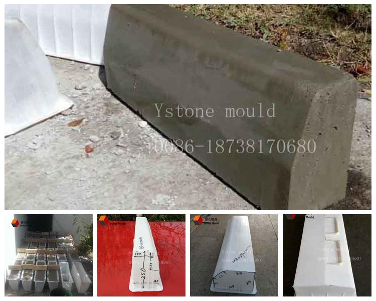 Road Barrier Forms Precast Concrete Road Block Mold Barricade - Buy Precast  Concrete Road Block Mold,Concrete Barricade Mold,Road Barrier Forms