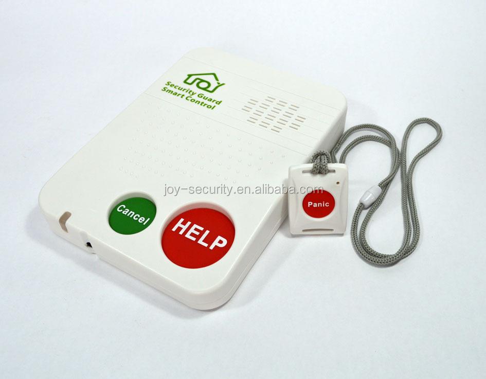 Gsm Remote Elderly Monitoring Alarm Wireless Elderly