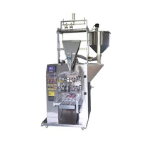 Small Tomato Sauce Ketchup Pouch Packing Machine