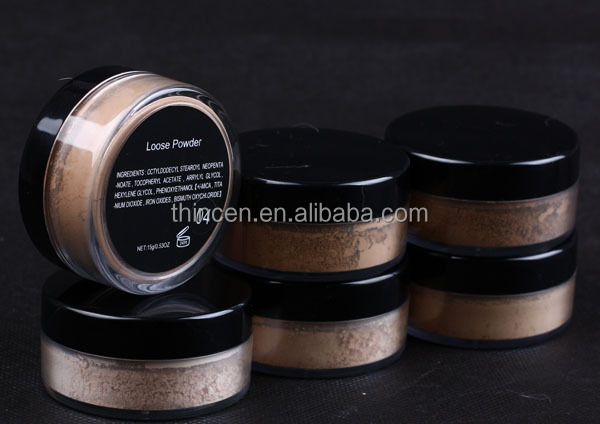 Neue Kosmetische Mineral Make-Up Private Label Lose Einstellung Pulver
