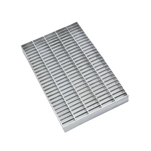 Hot dip galvanized sidewalk drain grate, catwalk,steel grating panel
