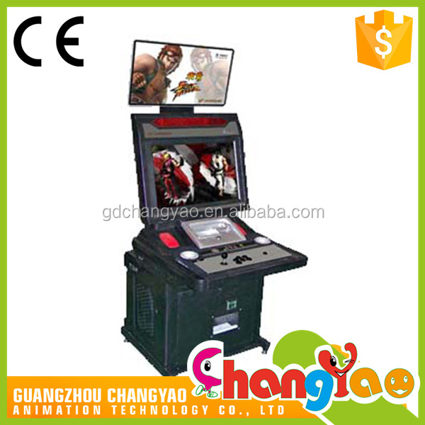 Hot Selling Street Fighter 4 Arcade Video Fighting Game Machines